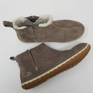 L.L. Bean Mountain Slipper Boots